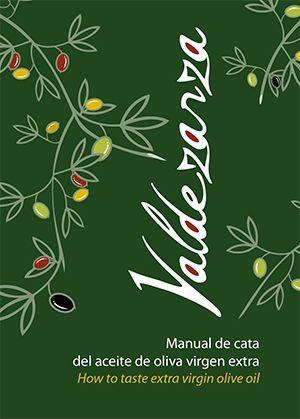 Manual de Cata, Aceites Valdezarza.