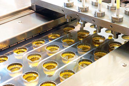 Proceso de elaboración Aceites Valdezarza.